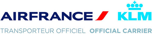 AirFrance KLM Official Carrier Logo